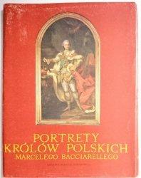 PORTRETY KRÓLÓW POLSKICH MARCELEGO BACCIARELLEGO. 22 KARTY