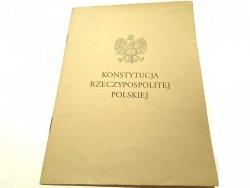 KONSTYTUCJA RZECZYPOSPOLITEJ POLSKIEJ 1997