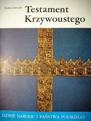 DNiPP: TESTAMENT KRZYWOUSTEGO - Andrzej Jureczko
