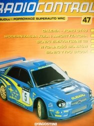 RADIOCONTROL. ZBUDUJ I POPROWADŹ SUPERAUTO WRC 47