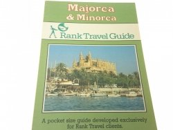 MAJORCA AND MINORCA. A RANK TRAVEL GUIDE