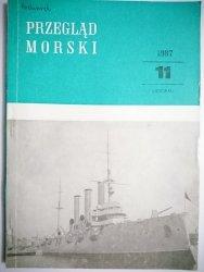 PRZEGLĄD MORSKI NR 11 LISTOPAD 1987