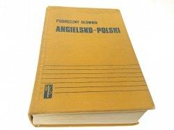 PODRĘCZNY SŁOWNIK ANGIELSKO-POLSKI 1989