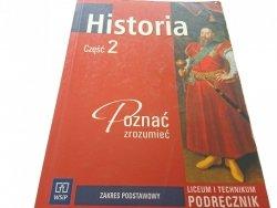 HISTORIA POZNAĆ ZROZUMIEĆ CZĘŚĆ 2 2009