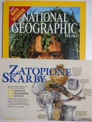 NATIONAL GEOGRAPHIC POLSKA   7-2001
