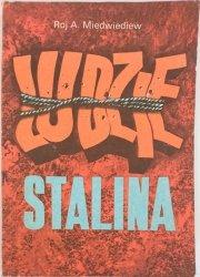 LUDZIE STALINA - Roj A. Miedwiediew 1989