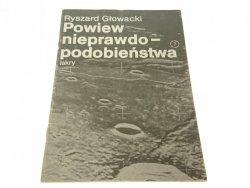 POWIEW NIEPRAWDOPODOBIEŃSTWA - R. Głowacki