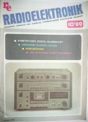 RADIOELEKTRONIK NR 10'89