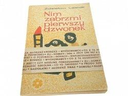 NIM ZABRZMI PIERWSZY DZWONEK - Z. Lesiak (1968)