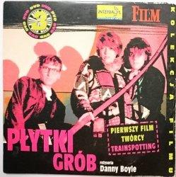PŁYTKI GRÓB. FILM DVD