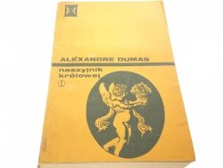 NASZYJNIK KRÓLOWEJ TOM III - Alexandre Dumas 1979