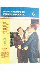 WIADOMOŚCI WĘDKARSKIE MARZEC 1971 (261)
