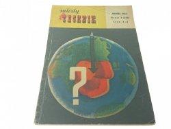 MŁODY TECHNIK MARZEC 1963 NUMER 3 (176)