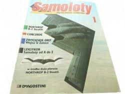 SAMOLOTY. ENCYKLOPEDIA LOTNICTWA 1 (1998)