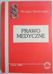 PRAWO MEDYCZNE - Mirosław Nesterowicz 1994