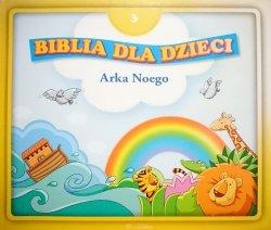 BIBLIA DLA DZIECI. ARKA NOEGO - Agnieszka Tyszka