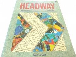 HEADWAY STUDENT'S BOOK. INTERMEDIATE 1993