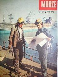 MORZE NR 5/522 ROK XXX/L MAJ 1974