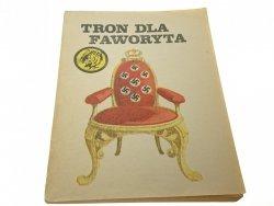 ŻÓŁTY TYGRYS: TRON DLA FAWORYTA  Stempniewicz 1983