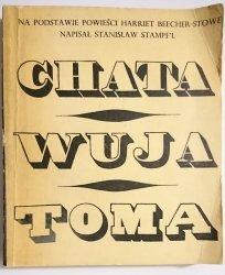 CHATA WUJA TOMA - Stanisław Stampfl 1972