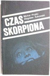 CZAS SKORPIONA - Michał Pruski 1988