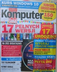 KOMPUTER ŚWIAT NR 11/2015 (390) PAŹDZIERNIK 2015