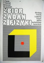 ZBIÓR ZADAŃ Z FIZYKI DLA III I IV KLASY LO 1998
