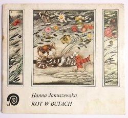 KOT W BUTACH - Hanna Januszewska 1986