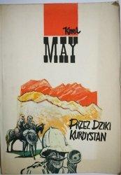 PRZEZ DZIKI KURDYSTAN - Karol May 1990