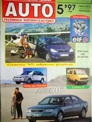 AUTO. TECHNIKA MOTORYZACYJNA NR 5'97 MAJ