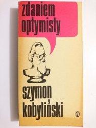 ZDANIEM OPTYMISTY, ZDANIEM PESYMISTY - Szymon Kobyliński, Eryk Lipiński 1977