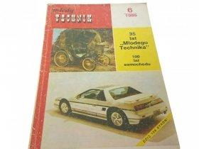 MŁODY TECHNIK 6 (438) 1985