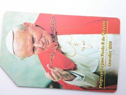 PIELGRZYMKA JANA PAWŁA II DO OJCZYZNY 1999 25