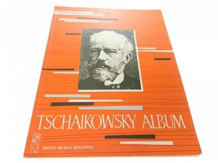 TSCHAIKOWSKY ALBUM. ZONGORARA, FUR KLAVIER - PIANO