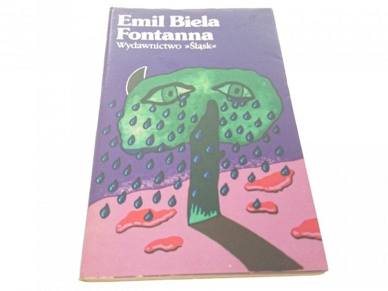 FONTANNA - Emil Biela