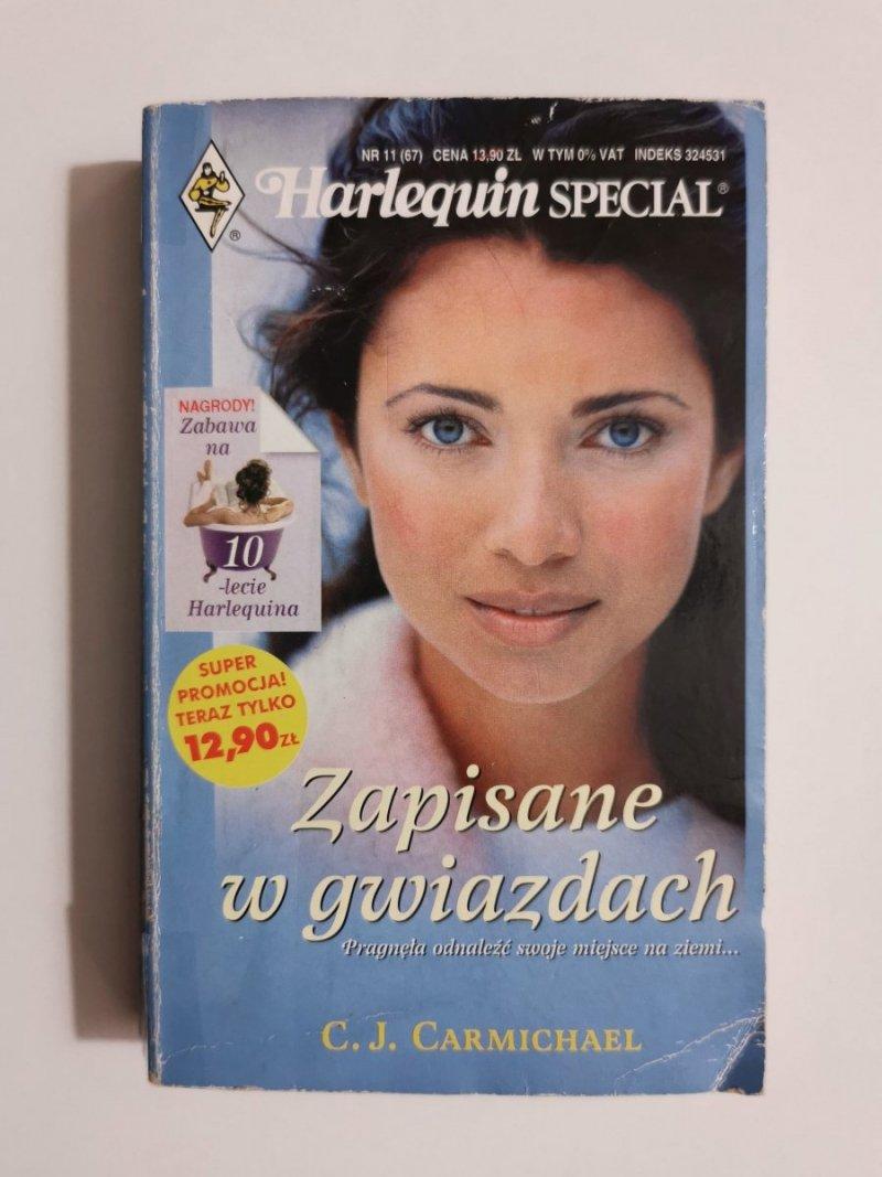 ZAPISANE W GWIAZDACH - C. J. Carmichael 2001