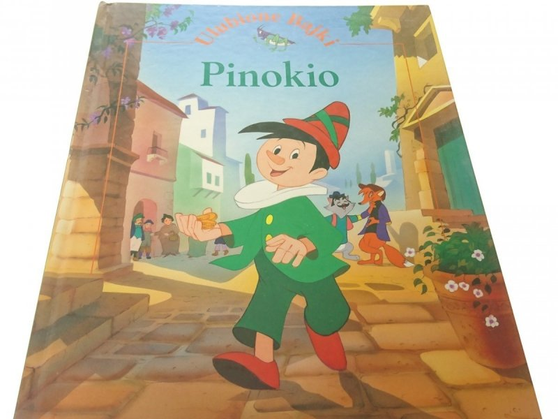 ULUBIONE BAJKI. PINOKIO - Van Gool (2004)