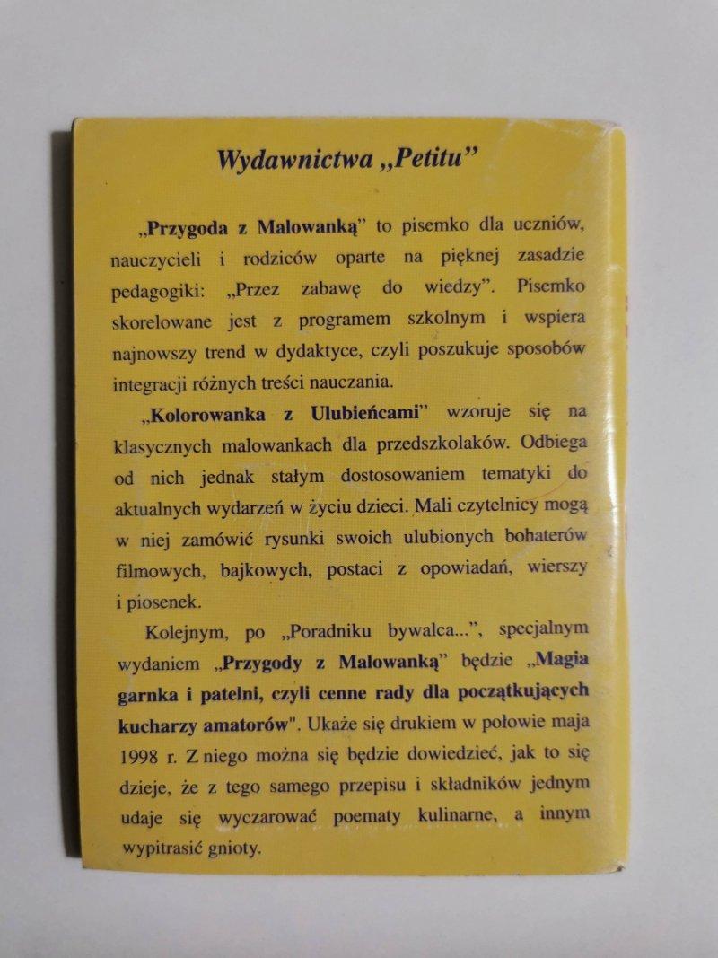 PORADNIK BYWALCA CZYLI SAVOIR-VIVRE W PIGUŁCE 1998