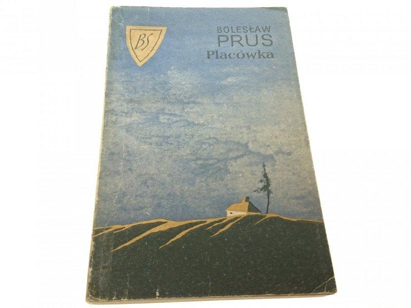 PLACÓWKA - Bolesław Prus 1968