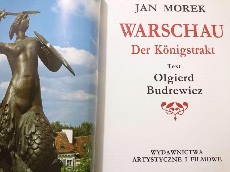 WARSCHAU DER KONIGSTRAKT - Jan Morek 1992