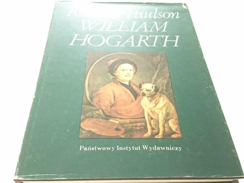 WILLIAM HOGARTH - Ronald Paulson