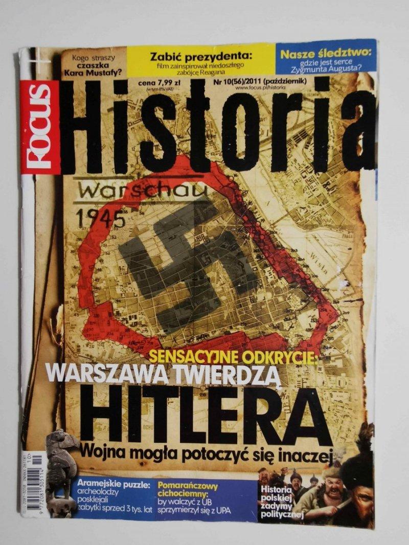 FOCUS HISTORIA NR 10 (56)/2011 PAŹDZIERNIK