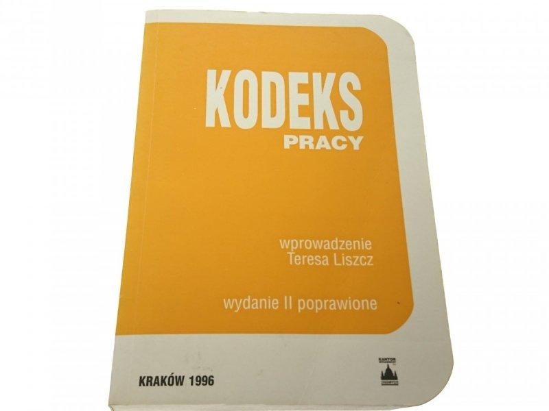KODEKS PRACY (1996)
