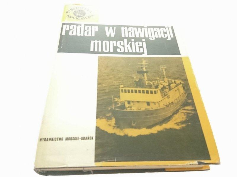 RADAR W NAWIGACJI MORSKIEJ - mgr Leszek Lubczyński