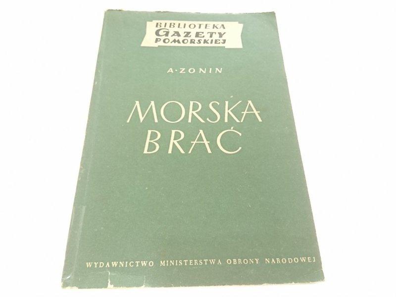 MORSKA BRAĆ - Aleksander Zonin 1951