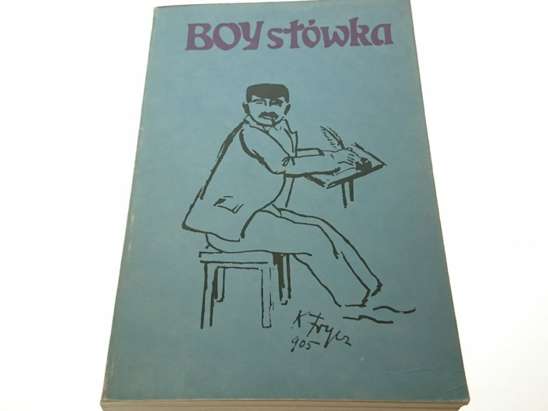 SŁÓWKA - Boy
