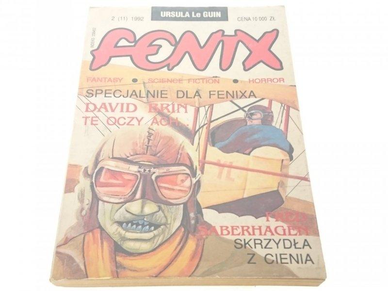 FENIX 2 (11) 1992 - Ursula Le Guin