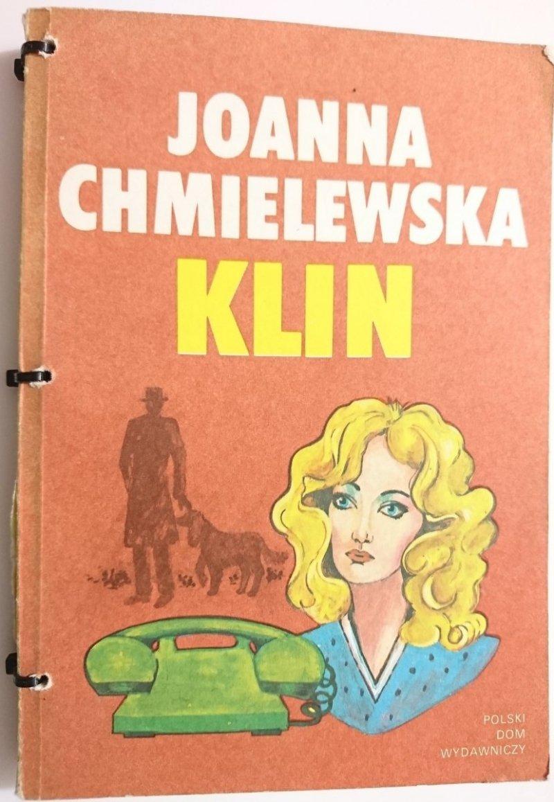 KLIN – Joanna Chmielewska 1989