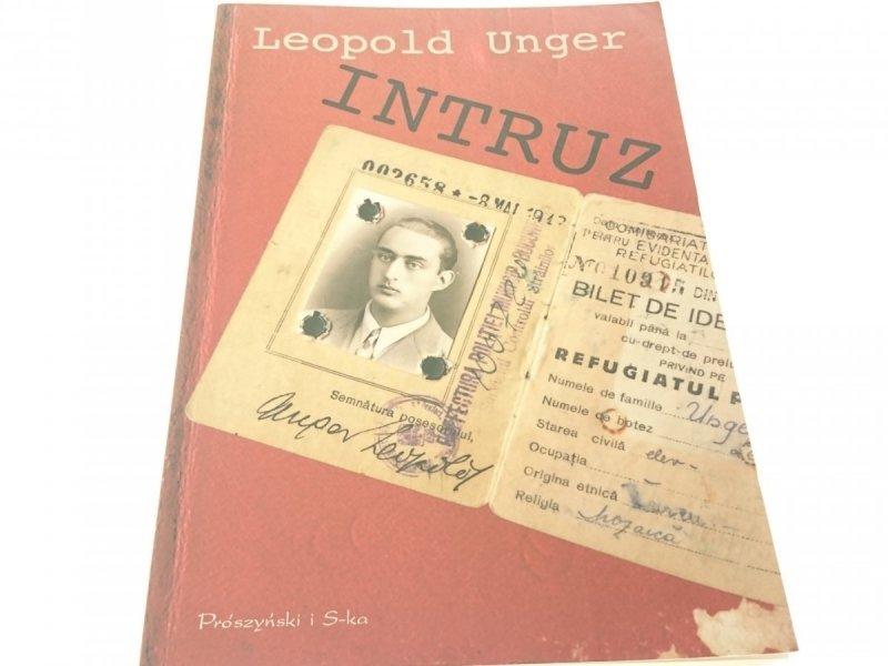 INTRUZ - Leopold Unger (2001)
