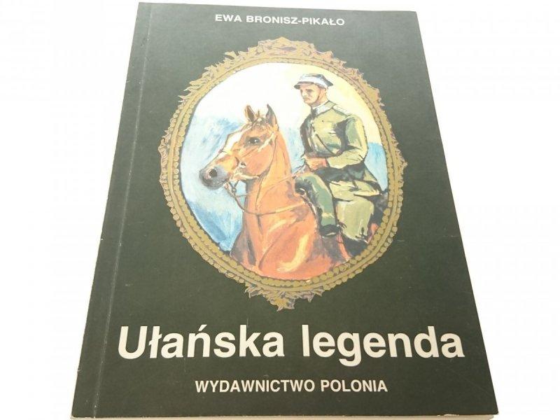 UŁAŃSKA LEGENDA - Ewa Bronisz-Pikało 1989